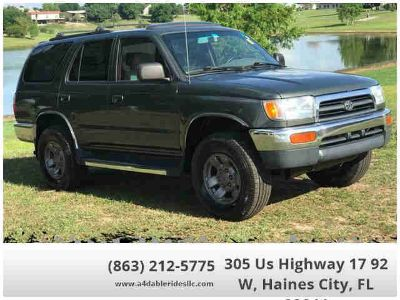 Used 1998 Toyota 4Runner for sale