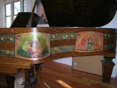 $4,950 Artcase Heintzman grand piano, amazing find!