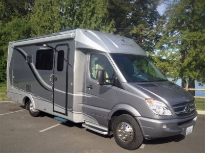2013 Leisure Travel Unity U24MB motorhome for sale in Snohomish, Washington.