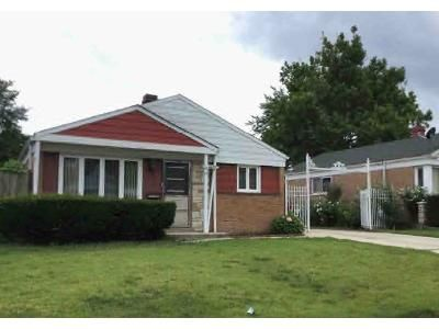 3 Bed 1 Bath Foreclosure Property in Chicago, IL 60652 - W 82nd Pl