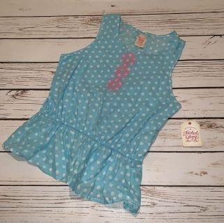 NWT Faded Glory Top, Girls Size XL (14/16)