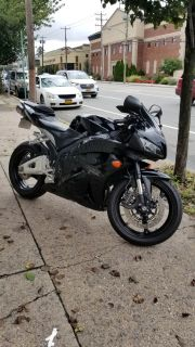 2011 Honda CBR 600RR SuperSport Motorcycles Mineola, NY