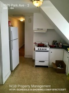 Apartment Rental - 1075 Park Ave