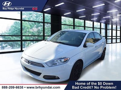 2016 Dodge Dart SXT Sport (Bright White)