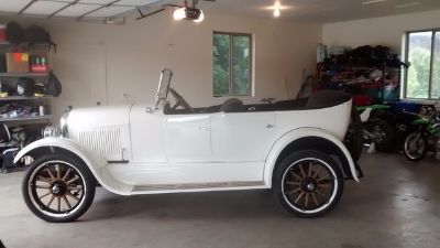 1923 Buick Phaeton