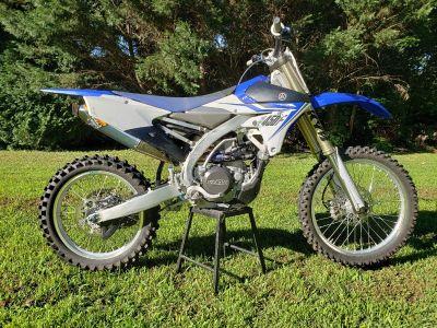 2014 Yamaha 450