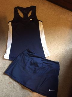 NIKE tennis outfit (small)