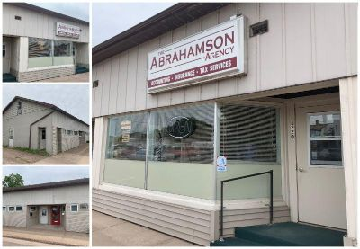 3 Unit Commercial Property - Bloomer, WI