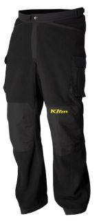 Purchase 2013 Klim Men's Everest Pant Snowmobile Mid Layer Black Small motorcycle in Ashton, Illinois, US, for US $99.99