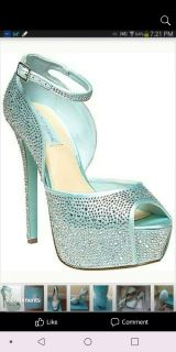 Betsey johnson weddinf collection shoes