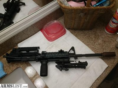 For Sale: Bushmaster m4a3 Upper