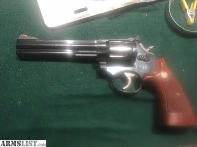 For Sale: Smith and Wesson 586-1