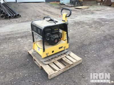 C330A Vibratory Plate Compactor