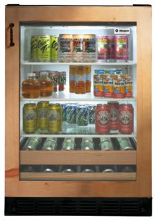 GE Monogram Panel Ready Beverage Center Open Box