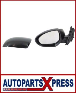 Purchase MAZDA 3 10-11 MIRROR LH, Power, Non-Heated, w/o Signal Lamp, w/ Cover MA1320162 motorcycle in Oakland, California, US, for US $69.92