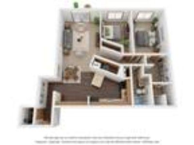 Monterey Apartments - 2 BR Two BA E
