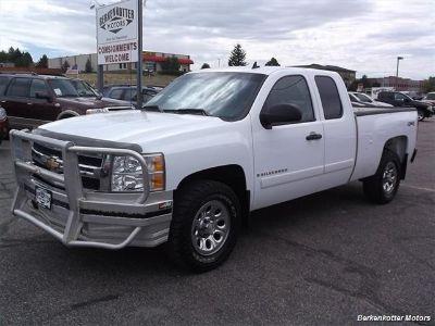 2007 Chevrolet Silverado 1500 Work Truck (Summit White)