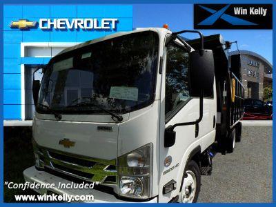 2017 Chevrolet 5500HD LCF Diesel (Arc White)