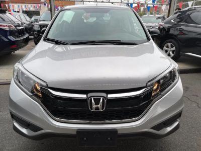 2015 Honda CR-V AWD 5dr LX (Alabaster Silver Metallic)