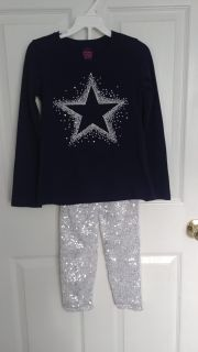 Cute blingy outfit