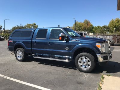 2016 Ford F-250 Super Duty Lariat Crew Cab