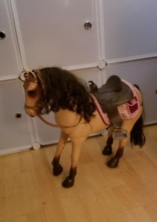 Our Generation Horse with Saddle