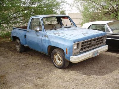 1980 Chevrolet Antique
