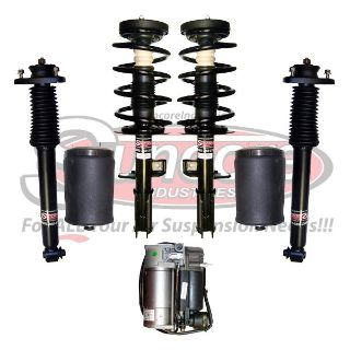 Buy Front Struts, Rear Suspension Air Spring Bags, Gas Shocks & Compressor Kit motorcycle in Pompano Beach, Florida, US, for US $1,999.00