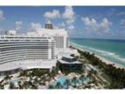 Beautiful Apartment in Miami Beach- part-time opportunity