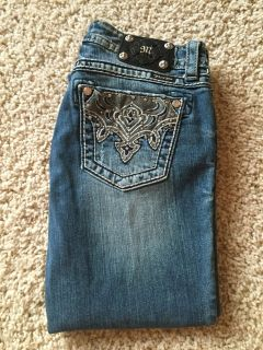 Miss Me Jeans- Size 28 Bootcut