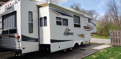 By Owner! 2007 38 ft. Jayco Eagle 341 RLQS w/4 slides