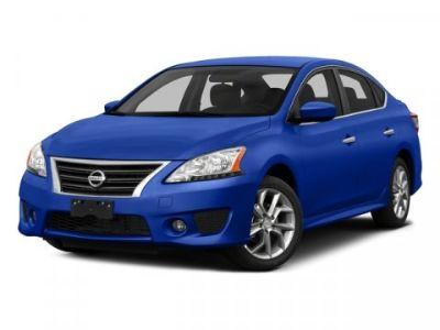 2015 Nissan Sentra S (Metallic Blue)