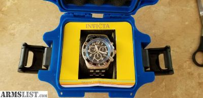 For Sale/Trade: Invicta pro diver