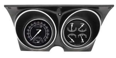 Purchase Classic Instruments 67 68 Chevy Camaro Package Gauge Cluster Dash Bezel motorcycle in Tempe, Arizona, US, for US $989.95