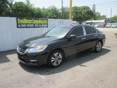 2015 Honda Accord LX (Black)