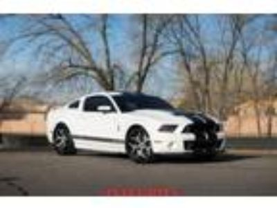 Used 2013 Ford Mustang Shelby GT500 Coupe