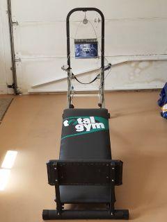 Total gym 11000DLX