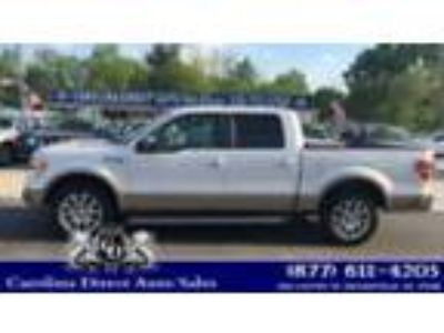 2011 FORD F-150 SUPERCREW KRANCH 2011 FORD F150 SUPERCREW KRANCH 105951 Miles