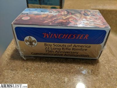 For Sale: Boy scouts of America 75th