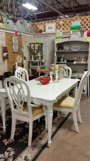 Table and Chairs @ the Brass Bear 2652 Valleydale Rd Birmingham (Hoover area) AL 35244 -- 205-566-0601
