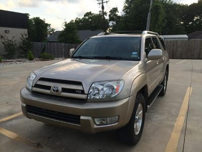 $12,000, 2004 Toyota 4Runner Limited 4WD
