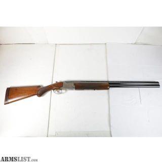 For Sale: Browning Citori White Lightning 12GA Double Barrel Over & Under Shotgun