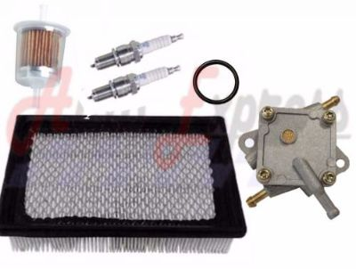 Sell Tune Up Kit EZGO Pre Medalist Gas Golf Cart 91-94 Air Filter Spark Fuel Pump New motorcycle in Lapeer, Michigan, United States, for US $45.51