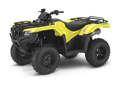 2018 Honda FourTrax Rancher 4x4 DCT IRS EPS Utility ATVs West Bridgewater, MA