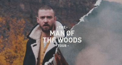2 tickets for Justin Timberlake concert