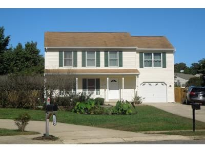 2.0 Bath Preforeclosure Property in Lexington Park, MD 20653 - Carmen Woods Dr