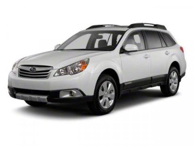 2012 Subaru Outback 2.5i Limited (Graphite Gray Metallic)