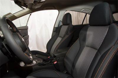 2019 Subaru Crosstrek 2.0i Premium (Crystal White Pearl)