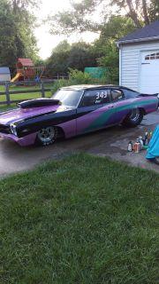 1970 Chevelle,ex pro mod