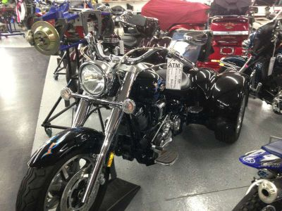 2007 Champion Trikes 2007 YAMAHA ROAD STAR WITH CHAMPION TRIKE CONVERSION AND CUSTOM PIN STRIPING Trikes Phillipston, MA